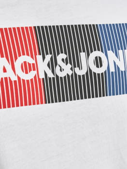 JACK & JONES camiseta manga corta JJECORP LOGO - 4
