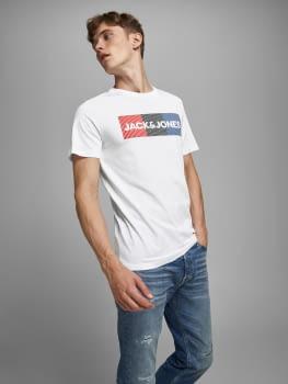 JACK & JONES camiseta manga corta JJECORP LOGO - 6