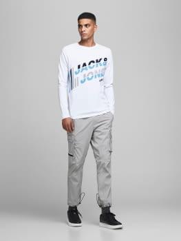 JACK & JONES camiseta manga larga JCOALPHA - 2
