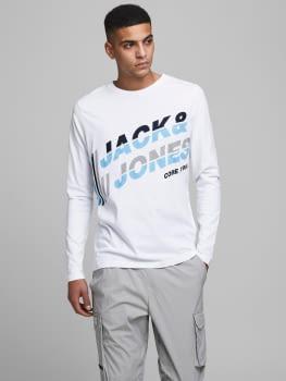 JACK & JONES camiseta manga larga JCOALPHA - 3