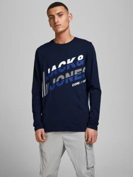 JACK & JONES camiseta manga larga JCOALPHA - 4