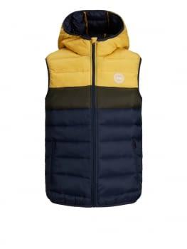 JJEMAGIC BODY WARMER chaqueta acolchada con cremellera