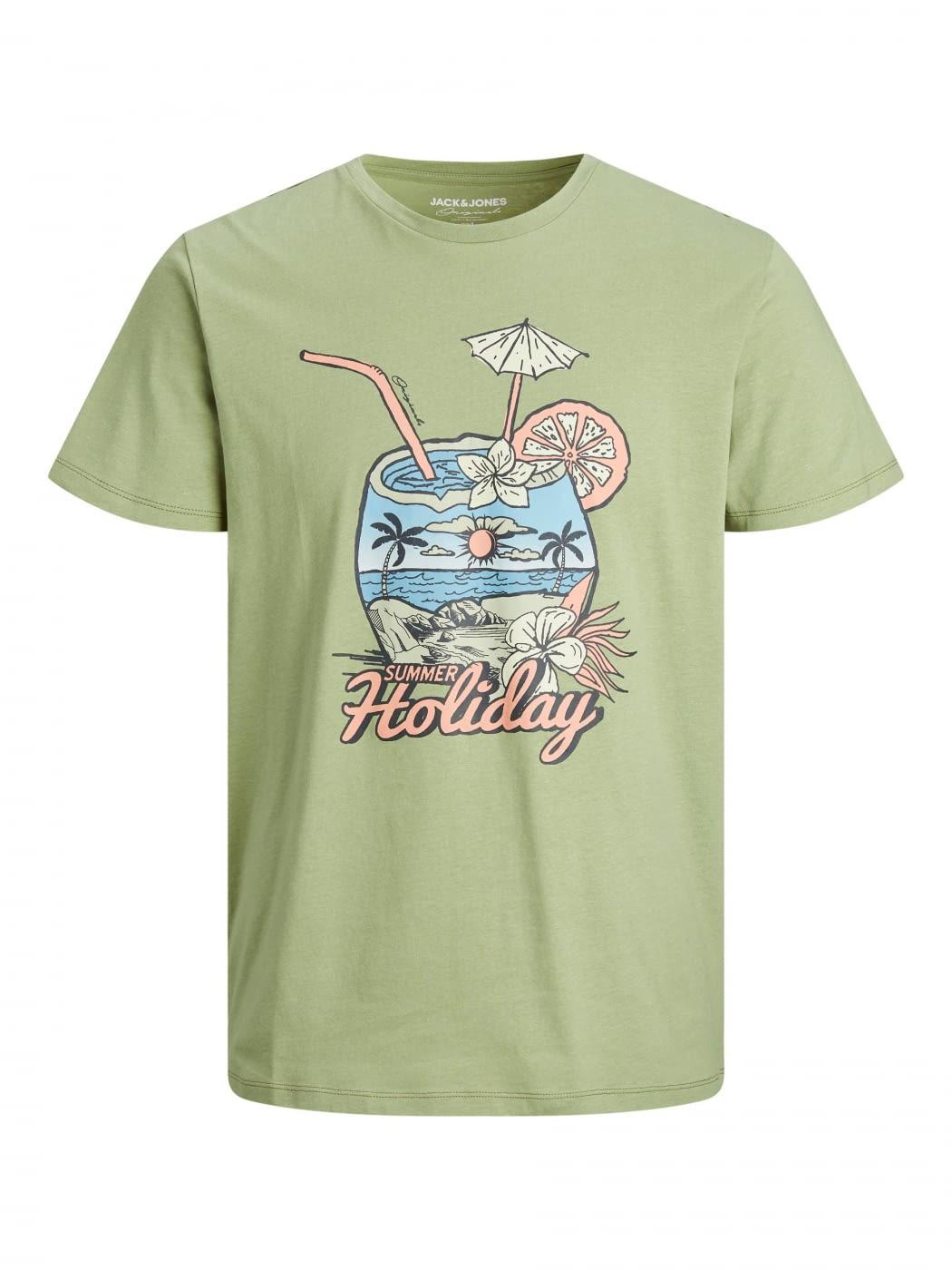 JACK & JONES camiseta manga corta JORTHEME