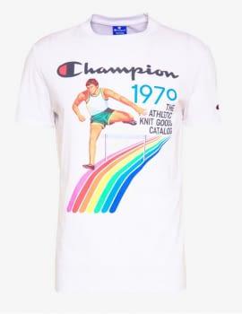 Vintage cover print t-shirt