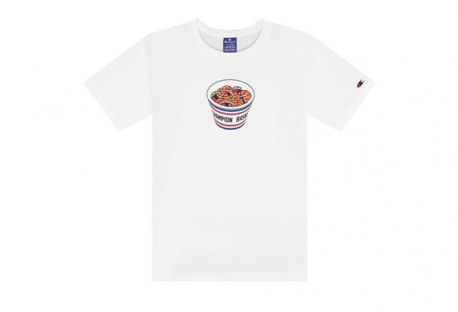 CHAMPION camiseta manga corta