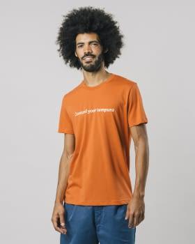 BRAVA camiseta manga corta Control Your Tempura - 3