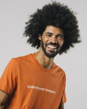BRAVA camiseta manga corta Control Your Tempura - 5