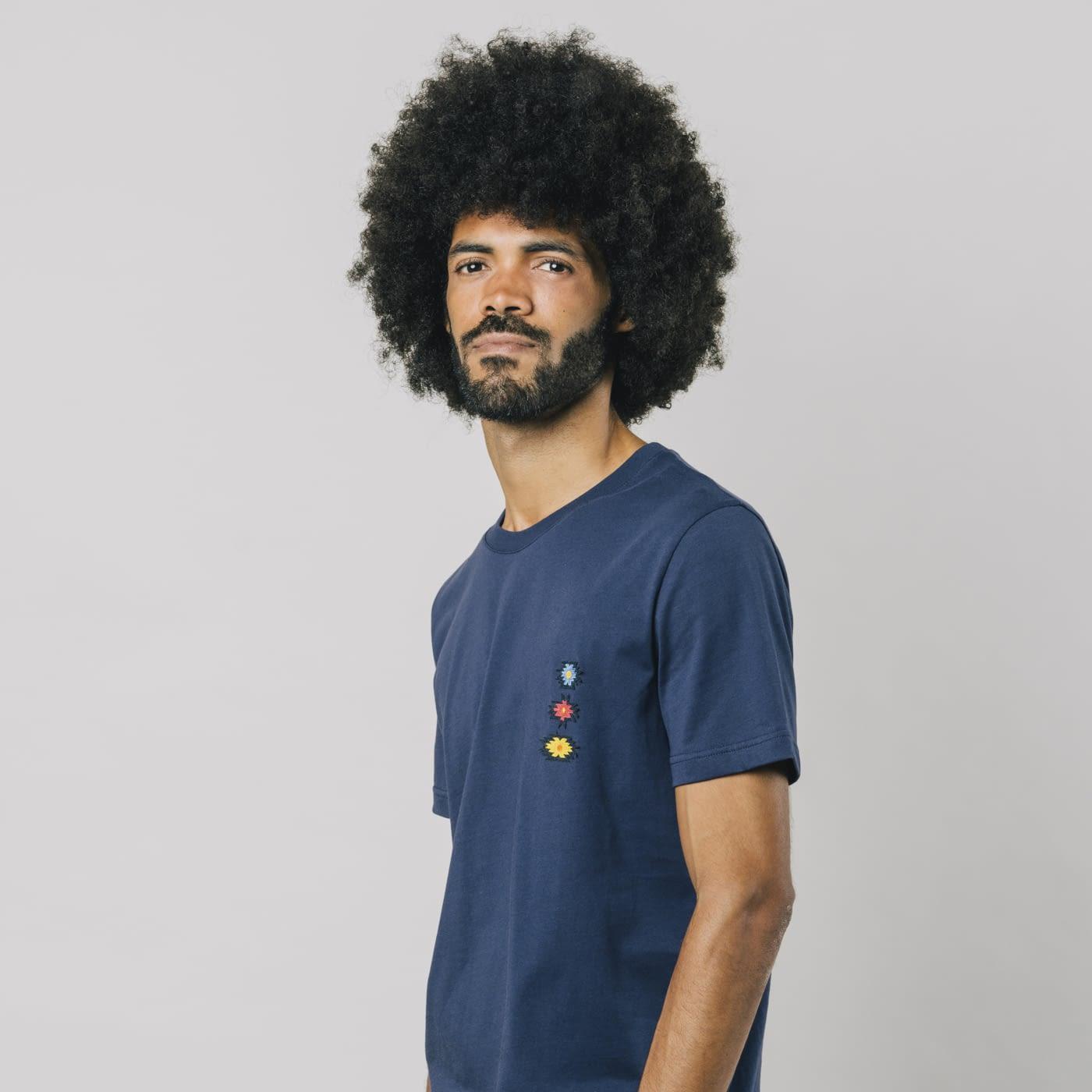 BRAVA camiseta manga corta Icon Ndebele