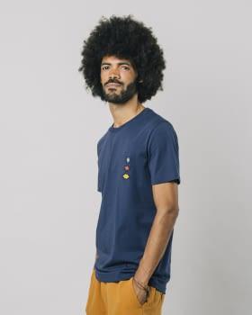 BRAVA camiseta manga corta Icon Ndebele - 5