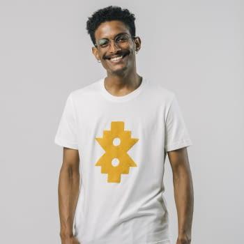 BRAVA camiseta manga corta Ndebele