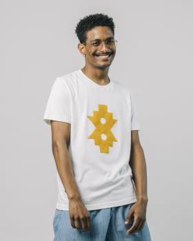 BRAVA camiseta manga corta Ndebele - 5