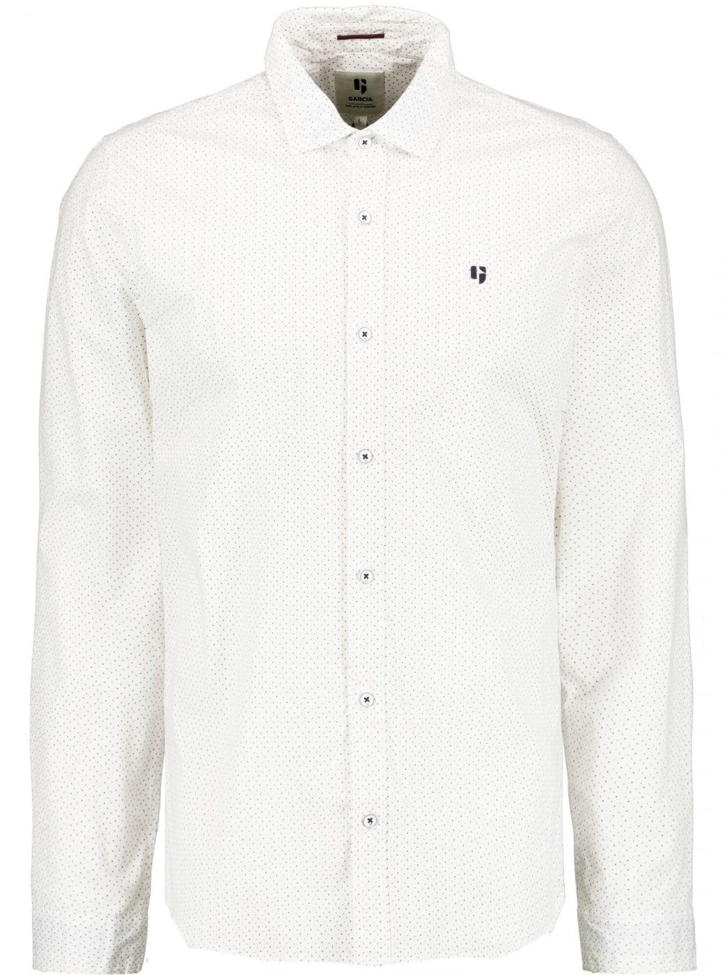 GARCIA camisa manga larga