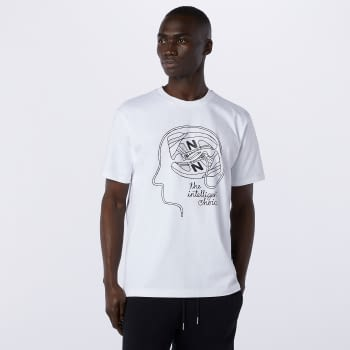 NEW BALANCE camiseta hombre
