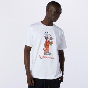 NEW BALANCE camiseta hombre - 1