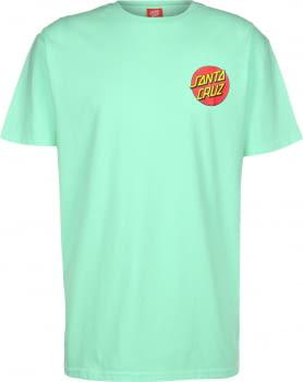 SANTA CRUZ camiseta manga corta CLASSIC DOT CHEST