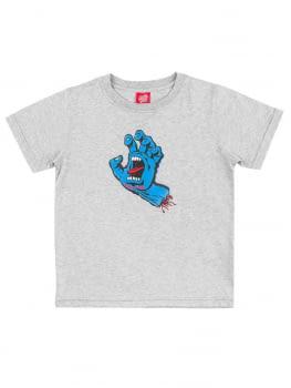 SANTA CRUZ camiseta manga corta SCREAMING HAND CHEST - 1