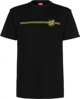 SANTA CRUZ camiseta manga corta OPUS DOT STRIPE