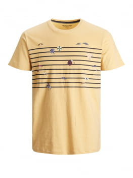 JORPLAYA STRIPE camiseta manga corta - 1
