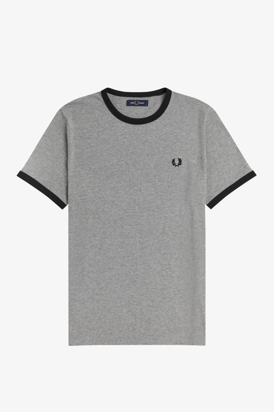 FRED PERRY M3519 Camiseta Ringer