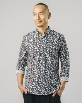 BRAVA camisa manga larga Collage