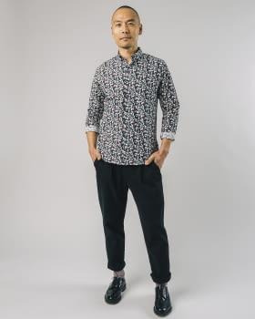 BRAVA camisa manga larga Collage - 4
