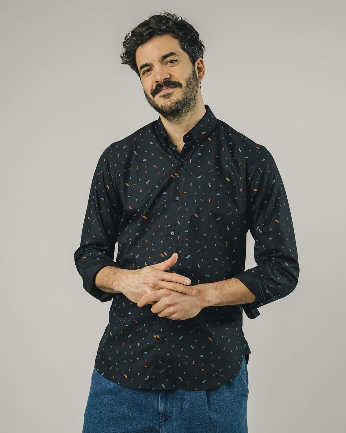 BRAVA camisa manga larga Roller