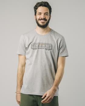 BRAVA camiseta manga corta Wagon