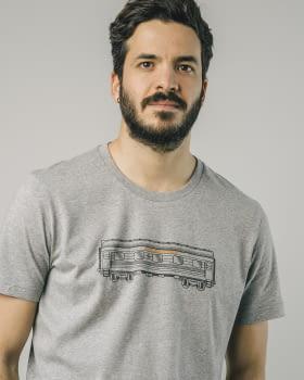 BRAVA camiseta manga corta Wagon - 2