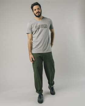 BRAVA camiseta manga corta Wagon - 4
