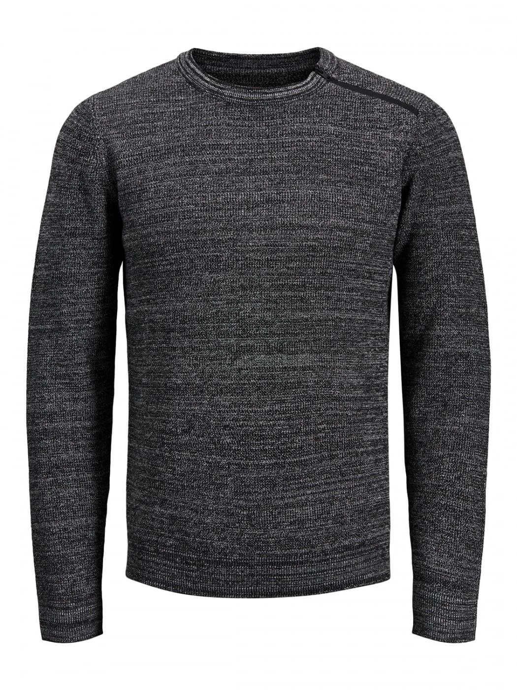 JCOMOUNT jersei con cremallera en el hombro