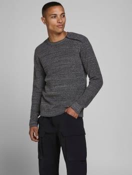 JCOMOUNT jersei con cremallera en el hombro - 2