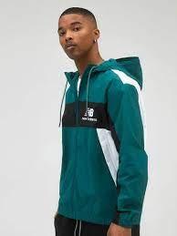 NEW BALANCE chaqueta Athletics Higher Learning Windbreaker