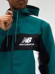 NEW BALANCE chaqueta Athletics Higher Learning Windbreaker - 3