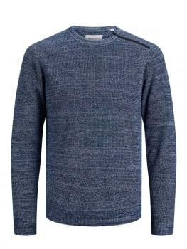 JCOMOUNT jersei con cremallera en el hombro - 1