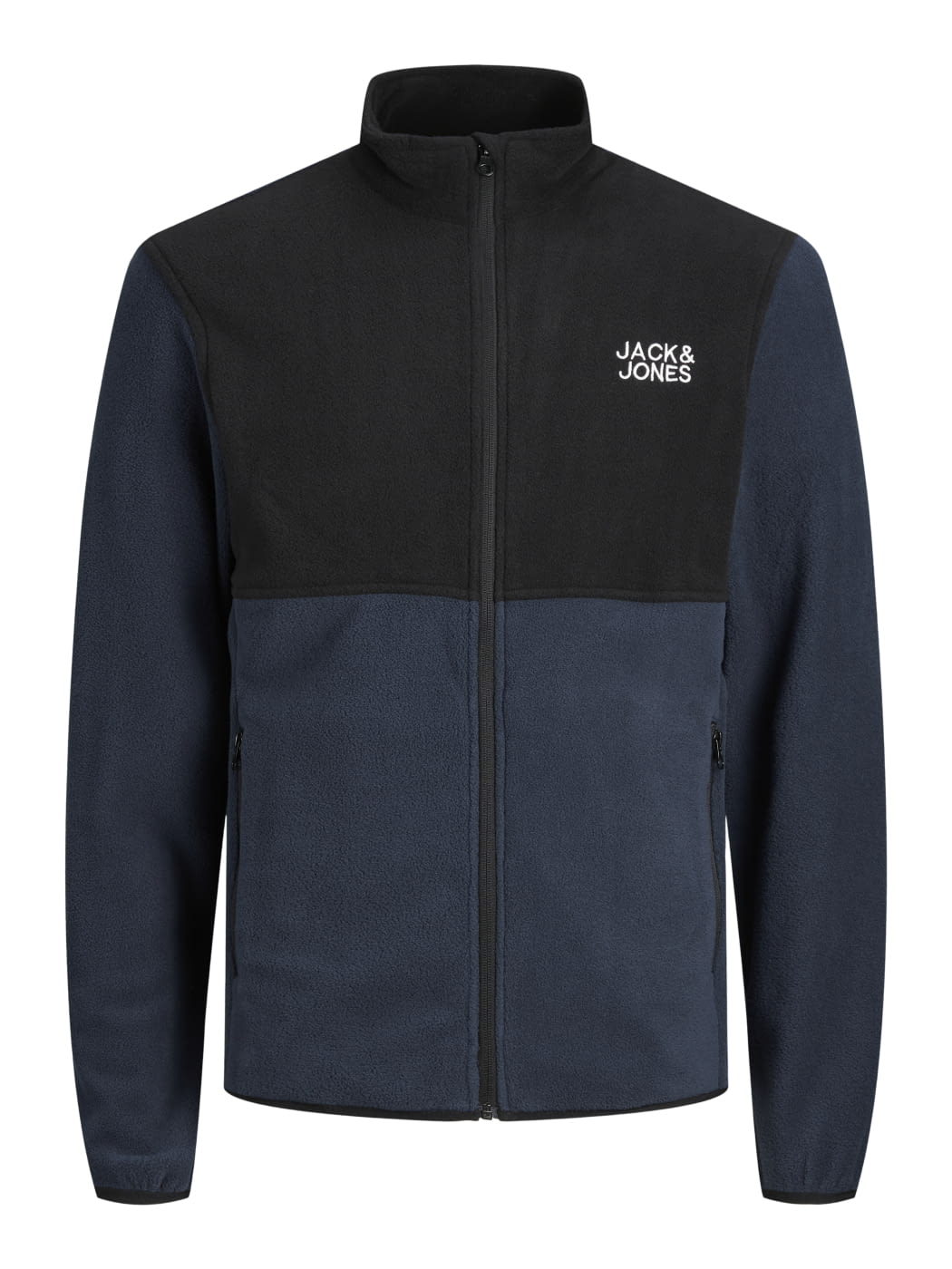 JACK & JONES chaqueta polar JJHYPE FLEECE
