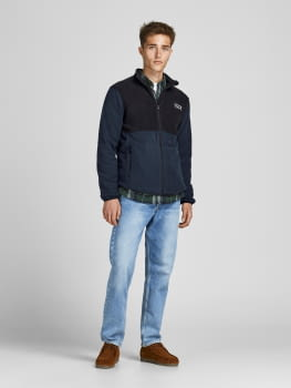 JACK & JONES chaqueta polar JJHYPE FLEECE - 3