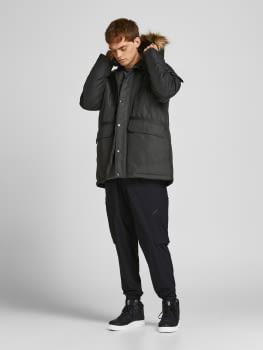 JACK & JONES chaqueta JJEGLOBE PARKA - 4