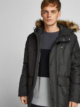 JACK & JONES chaqueta JJEGLOBE PARKA - 5
