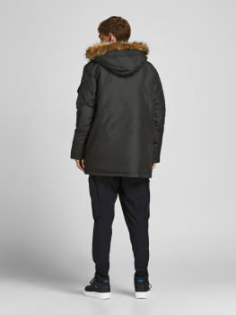 JACK & JONES chaqueta JJEGLOBE PARKA - 6