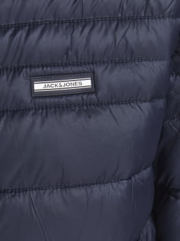 JACK & JONES chaqueta JJEACE PUFFER HOOD - 3