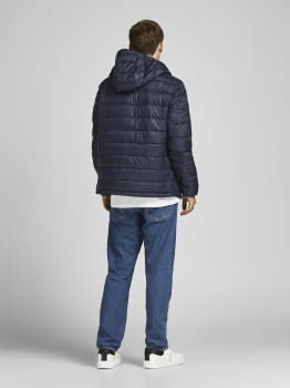 JACK & JONES chaqueta JJEACE PUFFER HOOD - 5
