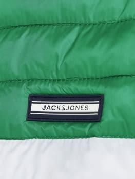 JACK & JONES chaqueta JJEACE PUFFER HOOD - 2