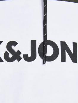 JACK & JONES sudadera JJELOGO BLOCKING - 3