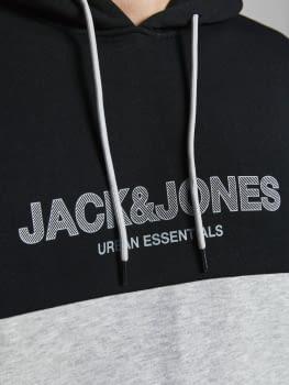 JACK & JONES sudadera JJEURBAN BLOCKING - 2
