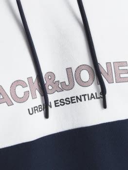 JACK & JONES sudadera JJEURBAN BLOCKING - 3