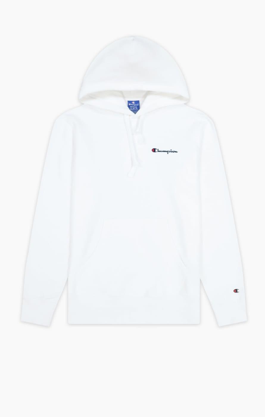 Hooded sweatshirt blanca