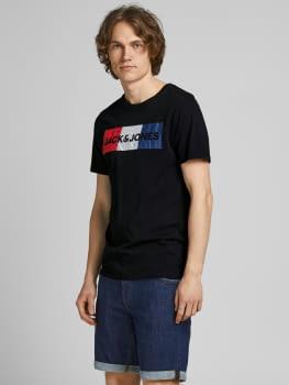 JACK & JONES camiseta manga corta JJECORP LOGO - 3