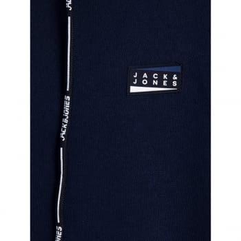 JCONOLAN sudadera de tela de rizo con cremallera y capucha - 3