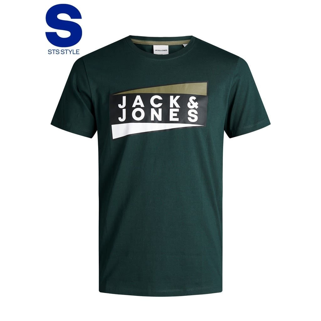 JACK & JONES camiseta manga corta JCOSHAUN
