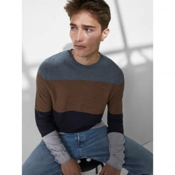 JORFLAME jersey de cuello redondo - 3